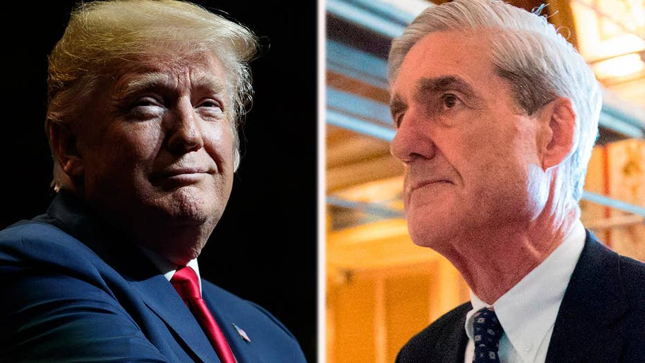 Trump's legal team continue to consider Mueller interview