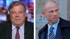 Former Clinton adviser Mark Penn questions whether Stormy Daniels' attorney Michael Avenatti is a paid political operative on 'The Story.'