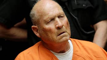 While former police officer Joseph James DeAngelo faces charges from crimes in the '70s and '80s, there is some speculation he may also be the notorious serial killer from the '60s who was never caught; Claudia Cowan reports from Sacramento.