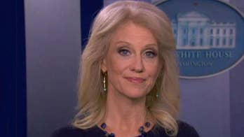 Kellyanne Conway joins 'The Story' to discuss the U.S. embassy move from Tel Aviv to Jerusalem, protests at the Gaza border and with reaction to remarks that Kim Jong Un 'duped' President Trump.