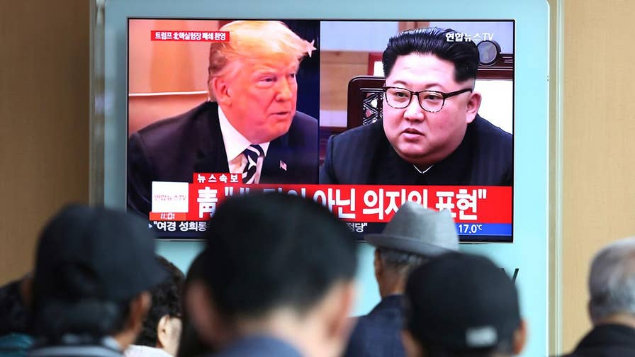 Trump thanks North Korea after announcing plans to dismantle nuclear test site. Greg Palkot has the latest developments.
