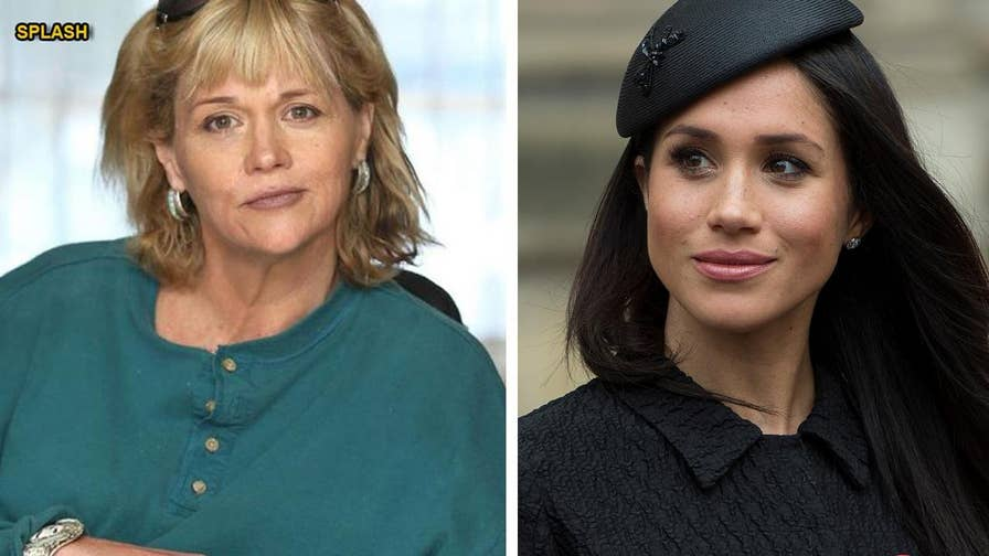 "Meghan Markle's estranged half sister is taking the blame for a series of ""staged"" paparazzi shot of their father ahead of the royal wedding. Samantha Grant said on Twitter she came up with the idea to have their father photographed in order to paint him in a positive light."