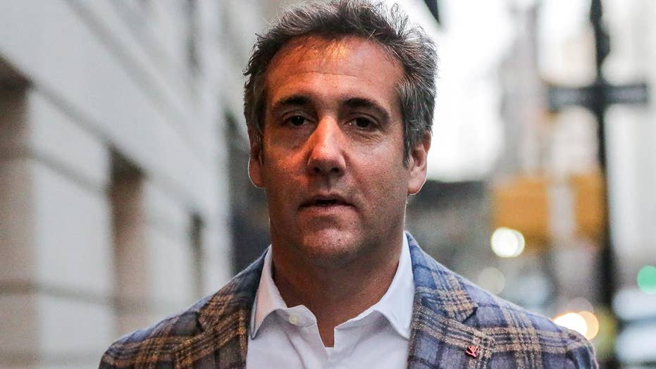 Swamp Watch: Michael Cohen should apologize