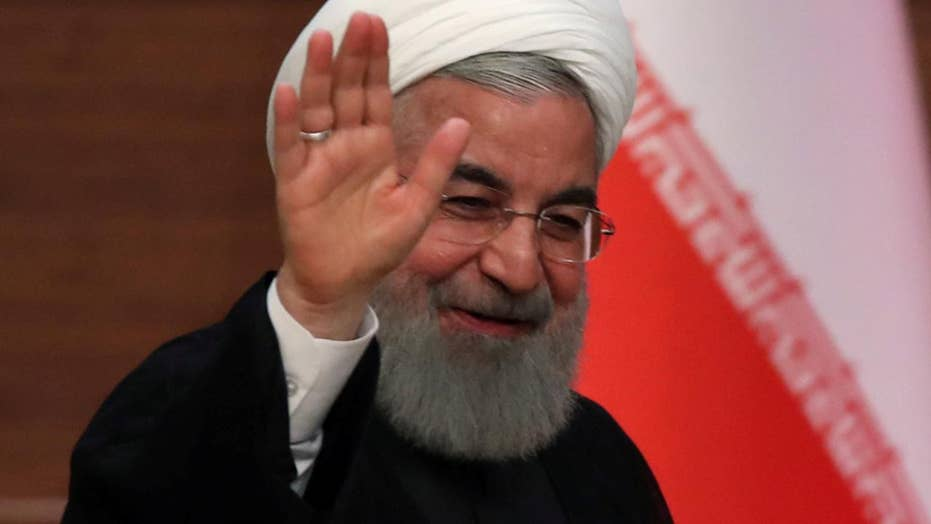 Iran seeks to preserve nuclear agreement with Europe