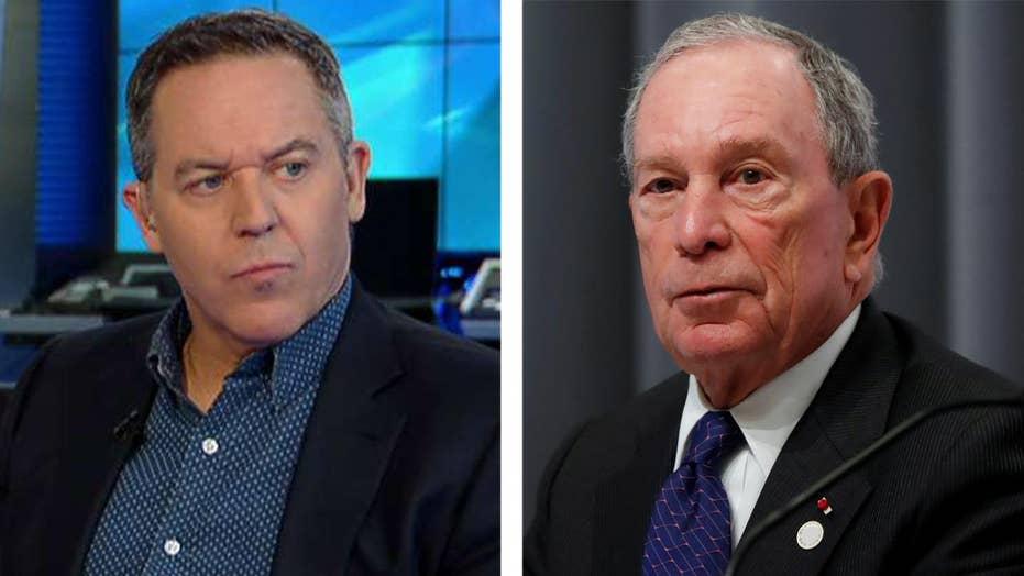 Gutfeld on Bloomberg's lame commencement speech