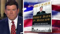 'The Friend Zone': 'Special Report' anchor gives Tucker the inside story on his new book 'Three Days in Moscow: Ronald Reagan and the Fall of the Soviet Empire.' #Tucker