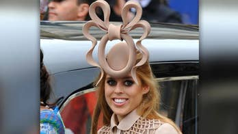 Aside from the bride, fascinators are the biggest head-turners at any royal wedding.