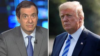 'MediaBuzz' host Howard Kurtz weighs in on how White House leakers are attempting to undermine the Trump presidency.