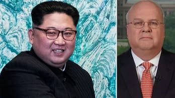 Karl Rove has insight on North Korea threatening to cancel summit over U.S. and South Korea military drills.