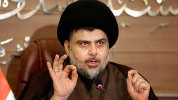 Moqtada al-Sadr's militia fought and killed American forces in Iraq following the 2003 invasion. Now, the Shiite cleric's coalition of candidates could dramatically change Iraq's political landscape; Rich Edson reports from the State Department.