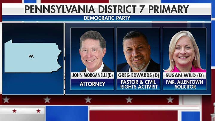 Pennsylvania, Idaho, Nebraska and Oregon hold primaries
