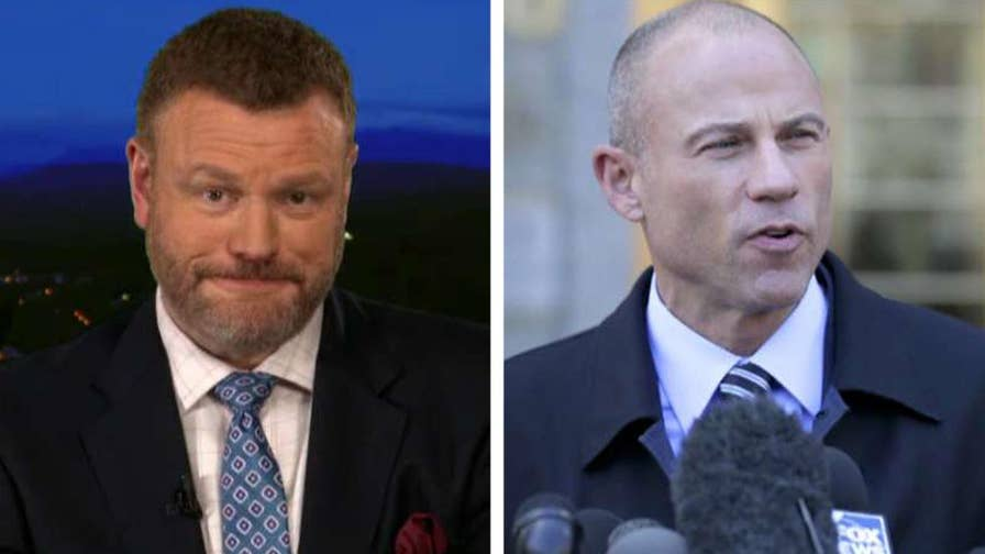 Author and commentator Mark Steyn on the questionable tactics, media blitz and background of Michael Avenatti, porn star Stormy Daniels' lawyer. #Tucker