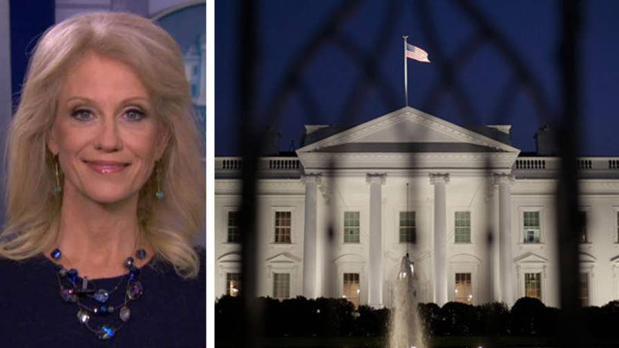 Kellyanne Conway, counselor to the president, says if you work in the White House you should competent and loyal.