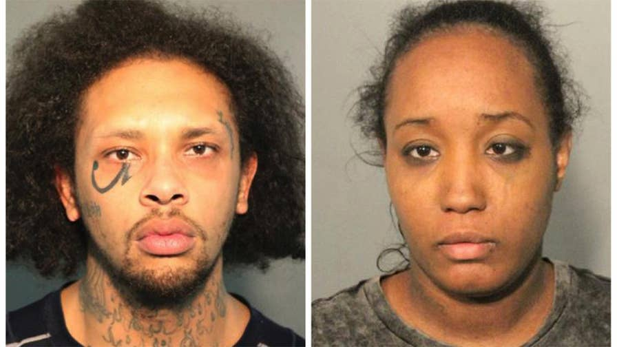 Parents arrested in California abuse case. Prosecutor: Children tortured for 'sadistic purposes.' William La Jeunesse has the story.