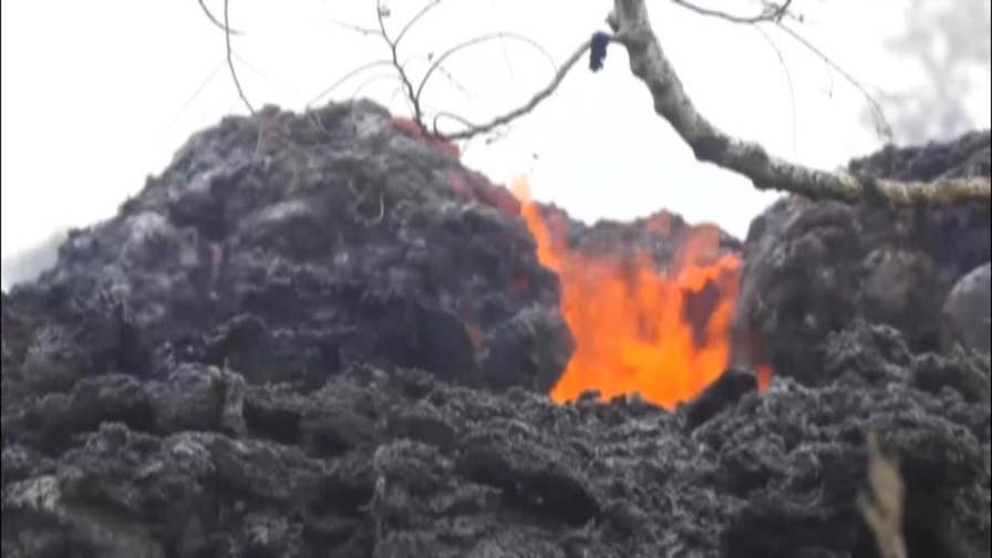 A look at how new warnings about toxic gas stemming from Hawaii's volcano are prompting more evacuations and creating greater health hazards.
