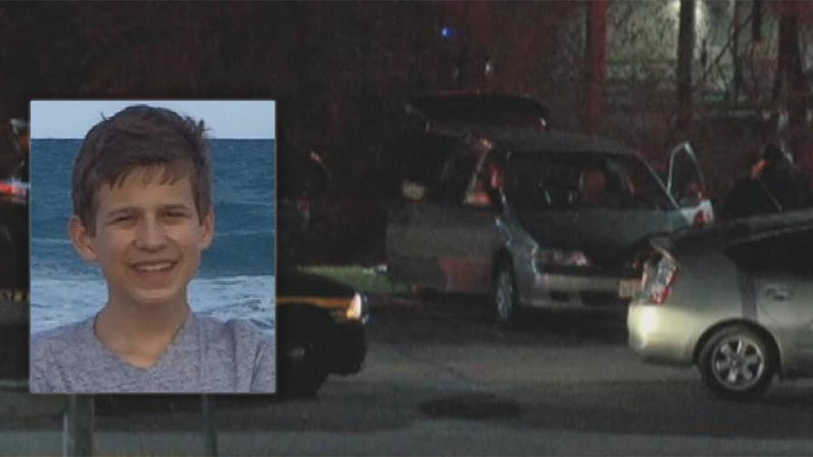 16-year-old Kyle Plush died of asphyxiation when the back seat of his minivan flipped over on top of him.