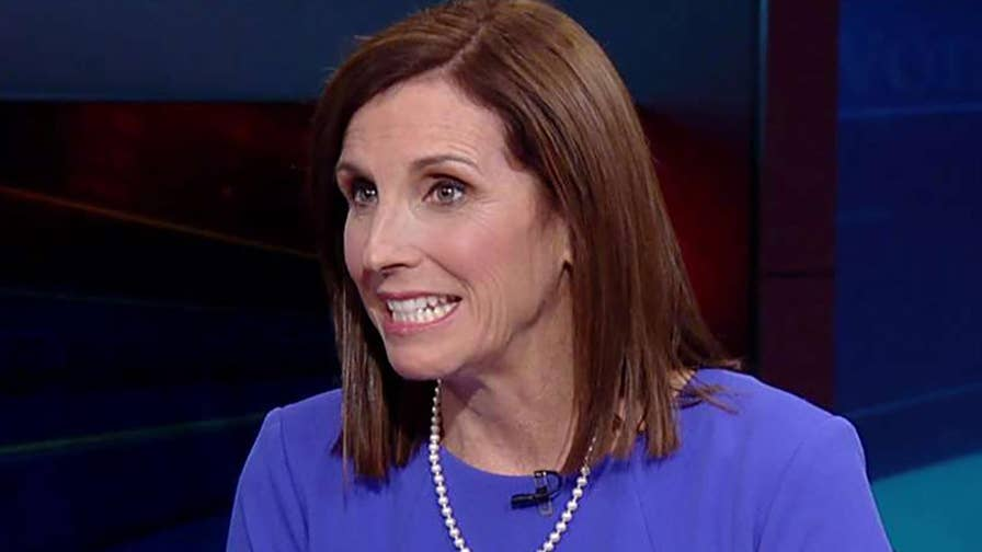 House Armed Services Committee member and Arizona Congresswoman Martha McSally weighs in on joint military exercise between U.S. and South Korea and upcoming summit between President Trump and Kim Jong Un.