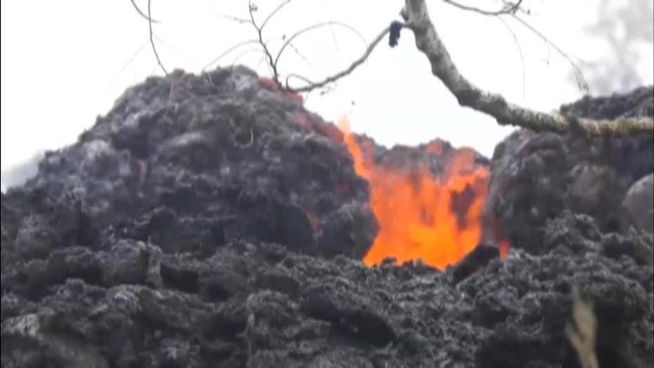 New toxic gas volcano warnings issued in Hawaii