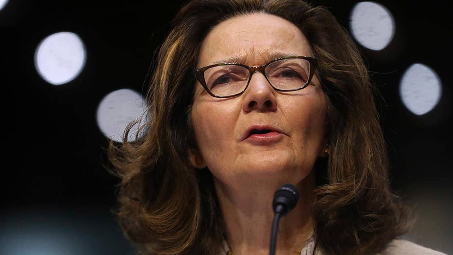 Senate Democrats help clear path for Haspel's confirmation