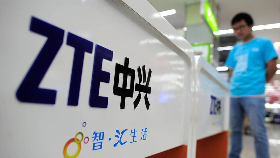 Trump reversal on telecom company ZTE under scrutiny