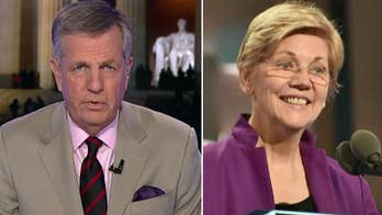 Fox News senior political analyst Brit Hume: Democratic party is obsessed with Trump and the anti-Trump message, but it's not working out well for them in the polls. #Tucker