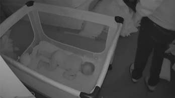 Utah parents shocked to discover intruder expose himself in their home as baby and mother sleep.