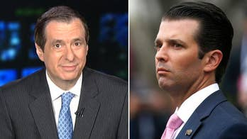 'MediaBuzz' host Howard Kurtz weighs in on the tepid media reaction to the Senate Intelligence panel releasing transcripts from the 2016 Trump Tower meeting.