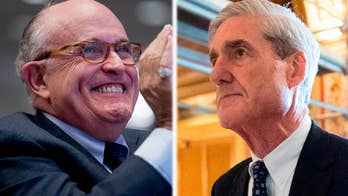 President Trump's attorney, Rudy Giuliani, tells Fox News that Special Counsel Robert Mueller has told the president's legal team he will follow Justice Department guidance.