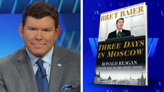 Bret Baier talks Reagan-Trump parallels, new book