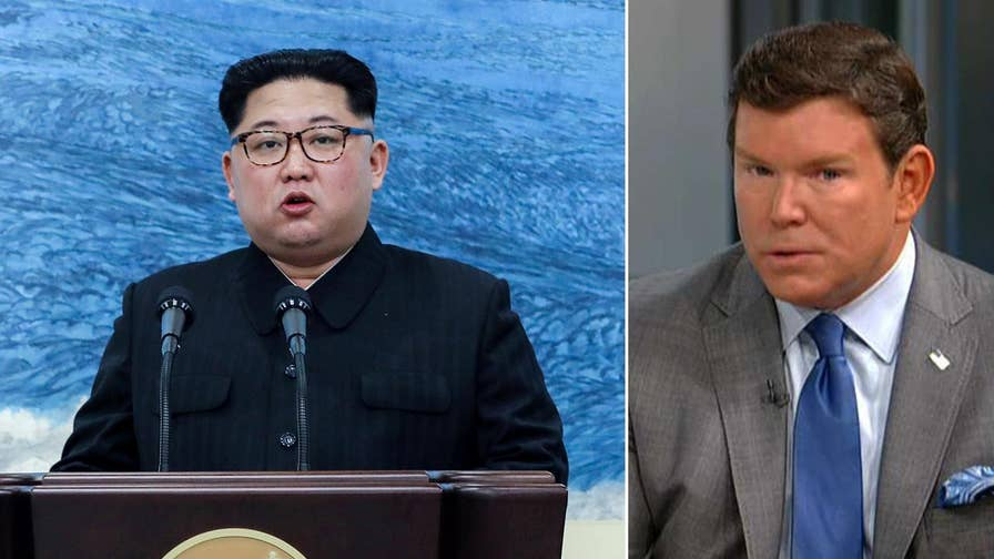 'Special Report' anchor talks about North Korea's about-face and how his new book depicts Reagan's struggle with the Soviet Union.