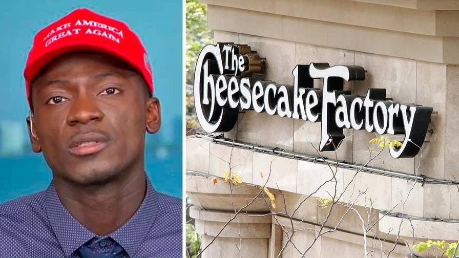 22-year-old attacked for wearing a 'Make America Great Again' hat.