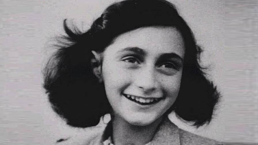 Researchers decipher two pages in Anne Frank's diary that reveal dirty jokes and further insights into the young girl as a writer.