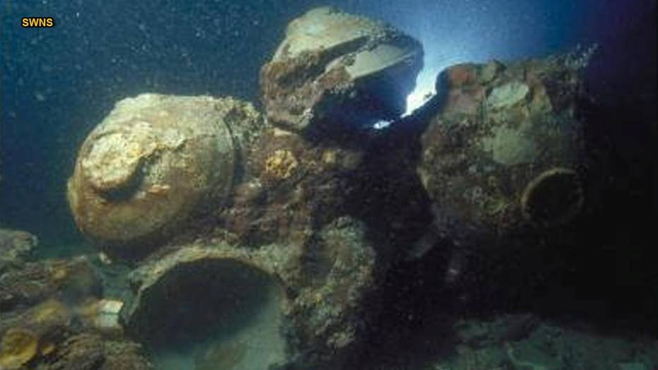 800-year-old 'Made in China' label reveals shipwreck secrets