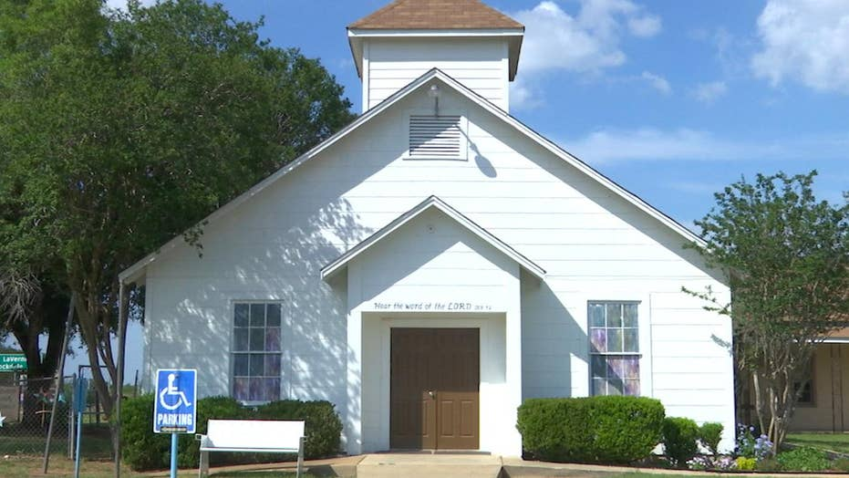 New Texas worship center to be built in Sutherland Springs