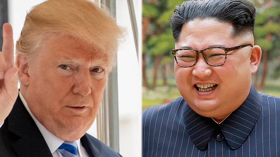 White House and North Korea posture ahead of talks