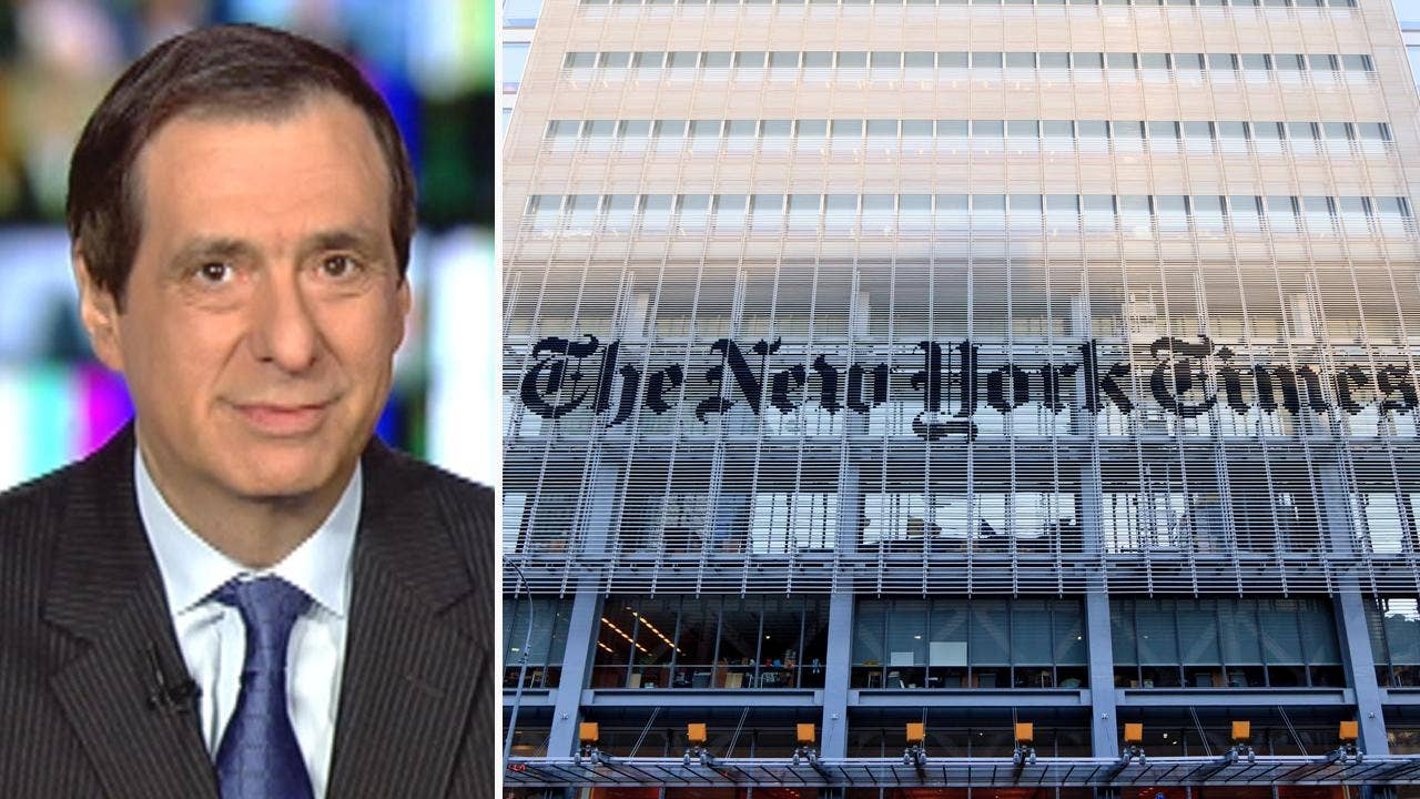 photo image Revising history: New York Times disses its original story on Trump probe
