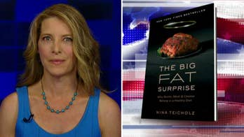 Author says the government relied on bad science and made a mistake with dietary guidelines for the American public. #Tucker