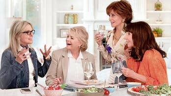 Jane Fonda, Diane Keaton, Mary Steenburgen and Candice Bergen play lifelong friends whose lives change after reading 'Fifty Shades of Grey.'