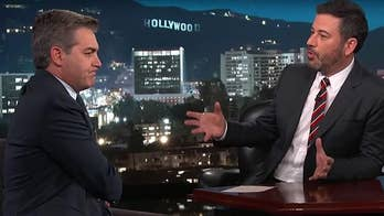 CNN's White House reporter Jim Acosta visited 'Jimmy Kimmel Live' and gloated about his combative relationship with the Trump administration.