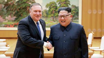 A top State Department diplomat suggests plan where North Korea would offer 'a big down payment'; Rich Edson reports from the State Department.