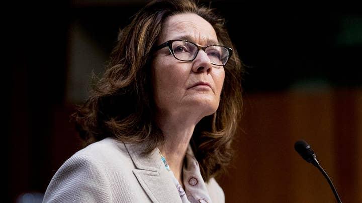 Gina Haspel confirmed as CIA director