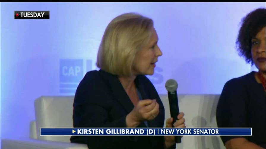 Gillibrand Says Feminism Could've Stopped 2008 Collapse