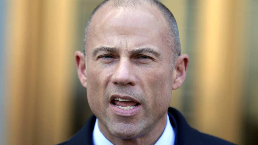 Michael Avenatti interviewed 174 times in 10 weeks. Fox News contributor calls Avenatti a 'side show.'