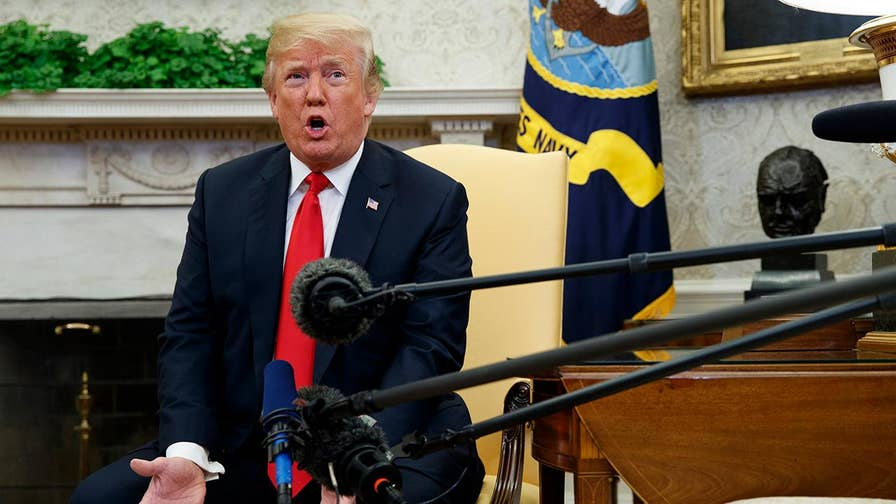 President breaks with National Security Adviser John Bolton's comment that the U.S. would use the 'Libya model' for denuclearizing North Korea; reaction and analysis from David Lawler, world editor for Axios.