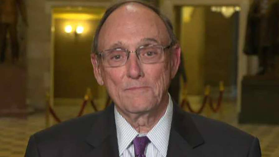 House passes $51-billion-dollar plan to give veterans more access to health care outside of the VA; House Veterans' Affairs Committee Chairman Phil Roe weighs in on 'Your World.'