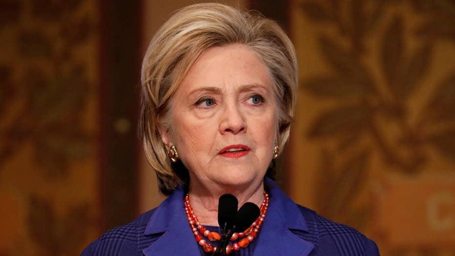 Report: DOJ watchdog completes draft report on Clinton probe