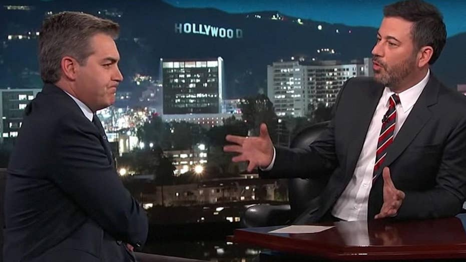 CNN star Jim Acosta brags about being 'hated' by Trump admin