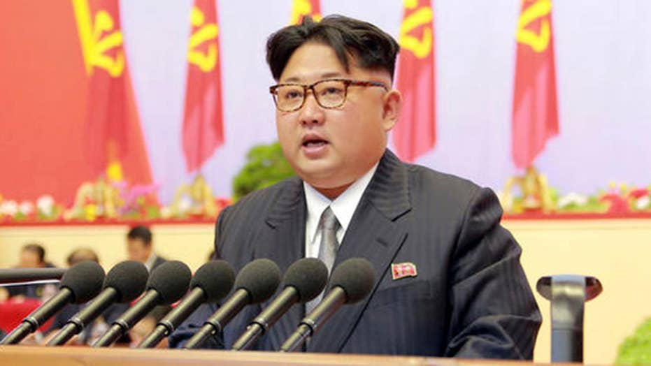 Trump urges Kim Jong Un to make a deal, hints at guarantees