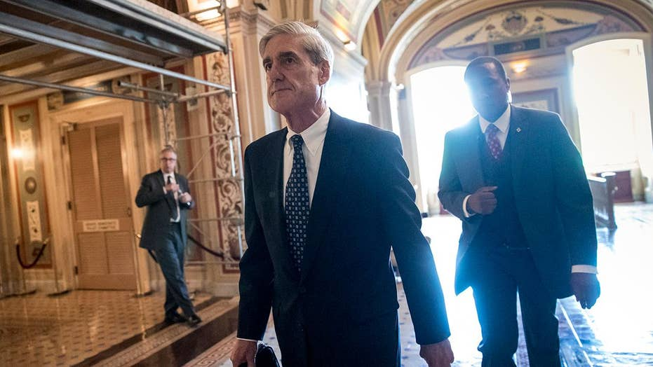 The Mueller investigation enters its second year