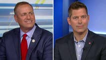 Republicans are split over immigration legislation; Rep. Jeff Denham and Rep. Sean Duffy share insight from both sides of the debate on 'The Ingraham Angle.'